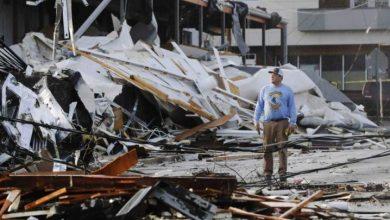 Photo of Aumentan a 25 los muertos por tornados en Tennessee.