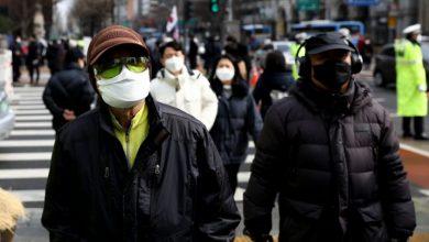 Photo of Corea del Sur reporta 438 nuevos casos de coronavirus y tres fallecimientos.