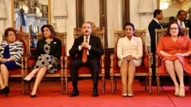 Photo of El presidente Danilo invita a las mujeres a seguir luchando para posicionarse en la sociedad.