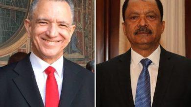 Photo of Danilo nombra a Víctor Grimaldi y a Marino Mendoza embajadores en Suecia y Panamá.