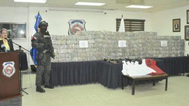 Photo of Incautan 700 paquetes de cocaína en San Cristóbal.