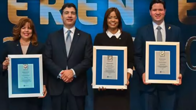 Photo of Banco Popular premia a sus gerentes más destacados.