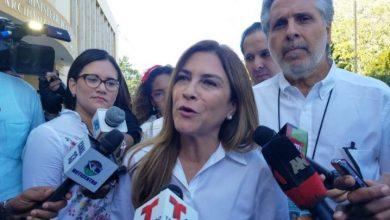 Photo of Carolina Mejía pide a capitaleños dejarse sentir en las urnas.