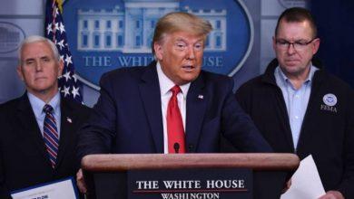 Photo of Trump anuncia hospitales de campaña en los puntos de EEUU más afectados por la pandemia.