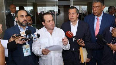 Photo of PRM acepta diálogo con Gobierno; pide iniciar esta semana.