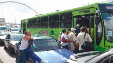 Photo of Gobierno aclara que transporte público permanecerá abierto.