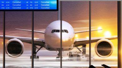 Photo of En cinco días han dejado de entrar al país por lo menos 1,500 vuelos.