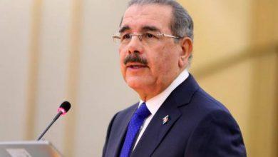 Photo of Será a las 9:00 de esta noche cuando Danilo Medina hablará a la nación.