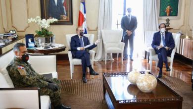 Photo of Danilo Medina encabeza encuentro sobre seguridad y cárceles ante Covid-19.