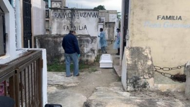 Photo of Abandonan otro cadáver por miedo al coronavirus.