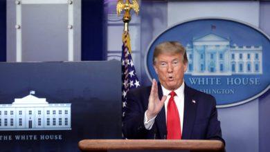Photo of Trump anuncia que EEUU dejará de proporcionar fondos para la OMS.