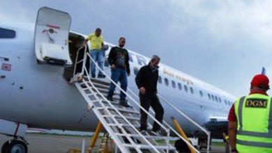 Photo of Pese a coronavirus, Estados Unidos repatria a 61 exconvictos dominicanos.
