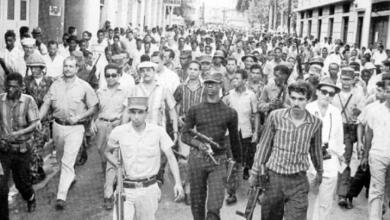 Photo of Hoy se cumplen 55 años de la Revolución de Abril.