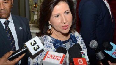 """Photo of Margarita Cedeño: """"Siempre debemos actuar con transparencia, es nuestro deber como funcionarios"""""""