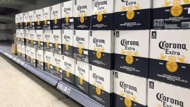 Photo of Suspenden en México producción de cerveza Corona por pandemia.