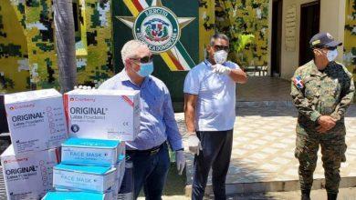 Photo of PRM entrega 10 mil mascarillas y otros equipos de protección en SFM para enfrentar COVID-19.