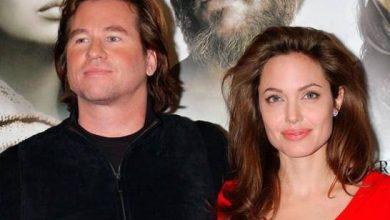 Photo of El romance secreto de Angelina Jolie y Val Kilmer que acaba de salir a la luz.
