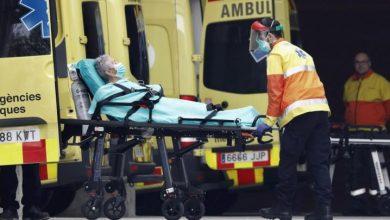 Photo of Bajan las muertes por COVID-19 en España pero aumentan los nuevos casos.