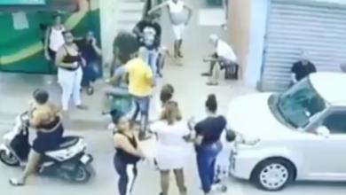 Photo of Personas violan toque de queda, se esconden cuando viene la Policía y después salen de nuevo.