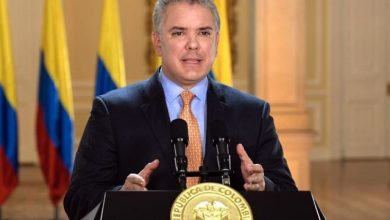 Photo of Duque prolonga la cuarentena por el coronavirus hasta el 25 de mayo.