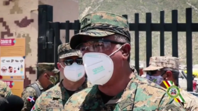 Photo of Comandante general del Ejército RD supervisa Cerco Fronterizo.