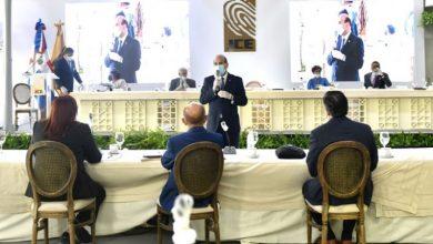 Photo of JCE y Comisión de Acompañamiento sostienen reunión sobre elecciones de julio.