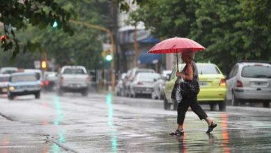Photo of Continuarán las lluvias en varios puntos del país.