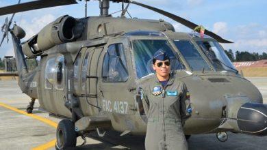 Photo of Helicóptero de Guerra que pilotea dominicana en EEUU es de los más mortífero en campo batalla.