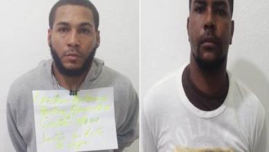 Photo of Apresan dos hombres se hacían pasar por vendedores de mascarillas para asaltar personas.