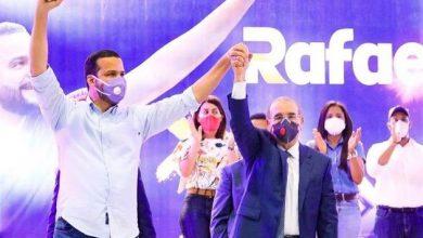 Photo of Danilo Medina afirma Rafael Paz será un lujo como senador para la capital.