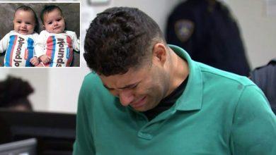 Photo of Padre de mellizos asfixiados en carro se declara culpable de imprudencia temeraria y no irá a cárcel.