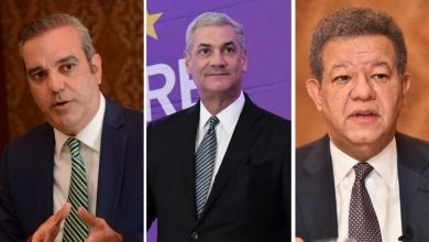 Photo of Encuesta: Gonzalo Castillo 43%, Luis Abinader 40%, Leonel Fernández 9% y Guillermo Moreno 2%.