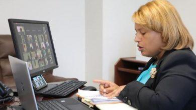 Photo of Capacitan supervisores y encargados del metro, teleférico y OMSA sobre directrices para desinfección en transporte público.