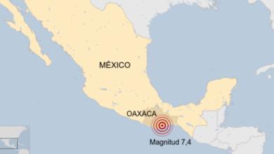Photo of Un terremoto de magnitud 7,5 y epicentro en Oaxaca se siente con fuerza en Ciudad de México.