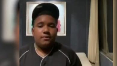 Photo of Hijo de David Ortiz explica actitud de su padre durante desalojo.
