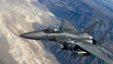 Photo of Avión de combate de los Estados Unidos se estrella durante misión de entrenamiento.