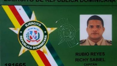 Photo of Matan a tiros capitán del Ejército para asaltarlo en San Cristóbal.