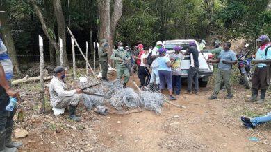 Photo of Desalojan personas que ocupaban áreas protegidas; han apresado 881 por crímenes contra el medio ambiente.