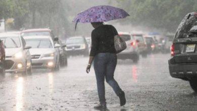 Photo of Continuarán aguaceros por incidencia de onda tropical y vaguada.