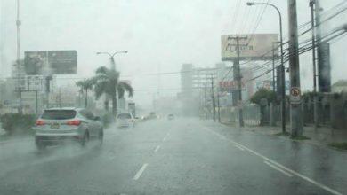 Photo of Onamet prevé aguaceros con tormentas eléctricas en algunas provincias.