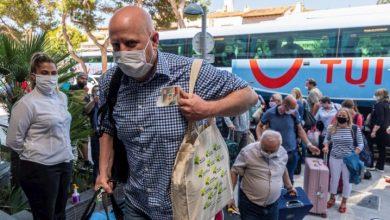Photo of Llegan a España los primeros turistas alemanes después de tres meses.