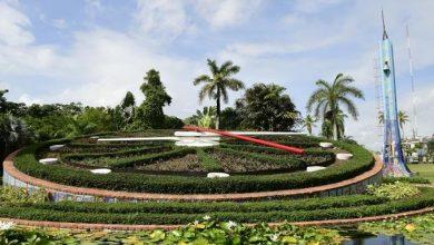 Photo of Restaurado, el reloj floral del Jardín Botánico Nacional vuelve a dar la hora.