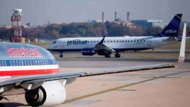 Photo of Las aerolíneas American Airlines y Jetblue se alían para compartir vuelos.