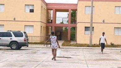 Photo of A horas de pasar las elecciones ocupan apartamentos sin terminar en Barahona.