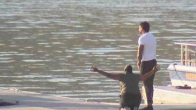 Photo of Las desgarradoras imágenes de la familia de Naya Rivera tratando de encontrarla.