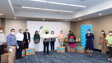 Photo of UNICEF entrega 9 ventiladores adicionales al SRS Este por solidaridad del Grupo Puntacana.