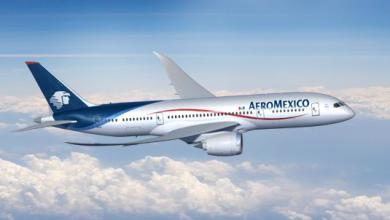 Photo of Aeroméxico reactiva vuelos hacia República Dominicana.