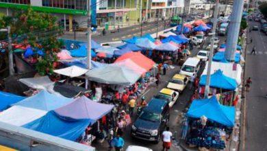 Photo of Vendedores del mercado de Pulgas del kilometro 12 se oponen a ser trasladados.