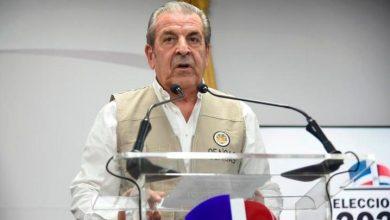 Photo of Jefe de misión OEA felicita a los dominicanos por el cumplimiento cívico de ir a votar pese al coronavirus.