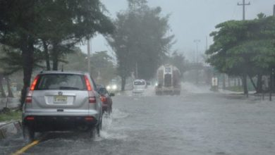 Photo of Vaguada y efectos locales causarán aguaceros y tronadas en algunos puntos del país.